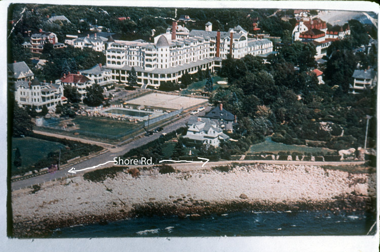 The Oceanside Hotel
