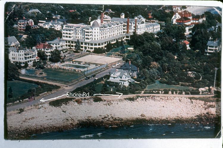 The Oceanside Hotel