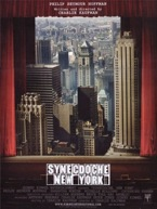 Movie Poster - Synecdoche, New York