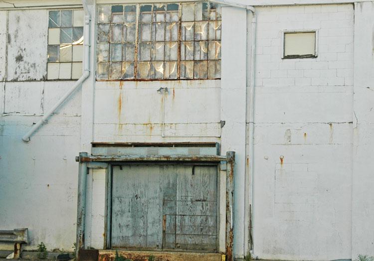 Birdseye building - Down the Fort