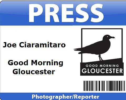 Good Morning Gloucester Press Pass