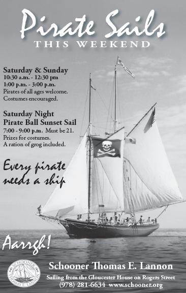 Pirate Sails On The Thomas E Lannon