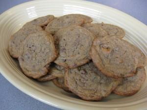 Bolster Cookies