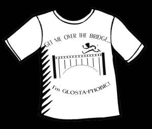 Glosta  on shirt 2 copy