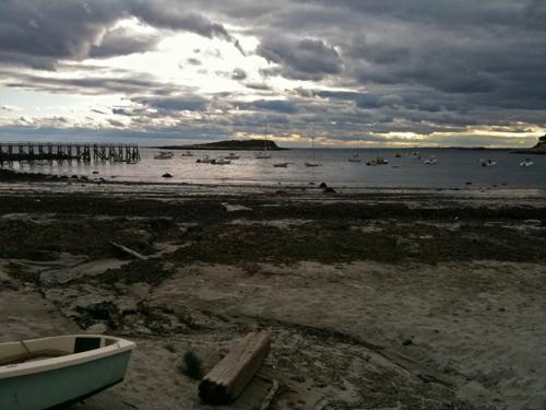 dark sky beach