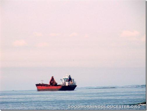Tanker off of Shore Road Magnollia