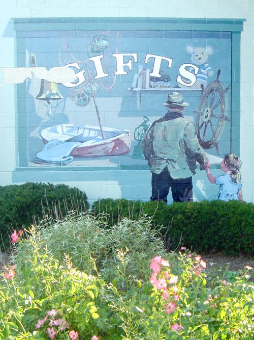 Gift Store Mural
