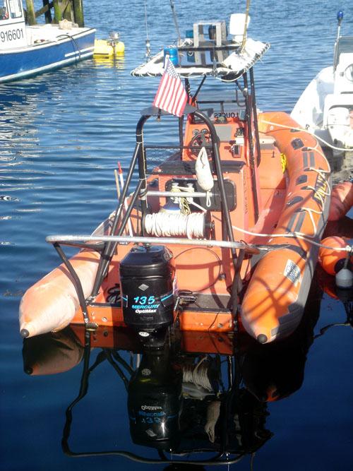Public Landing Boat
