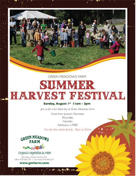summer harvest 2010