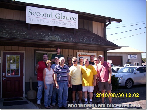 Second Glance Team 018