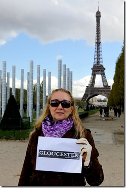 Gloucester in Paris