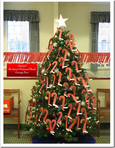 RNB Annual Giving Tree