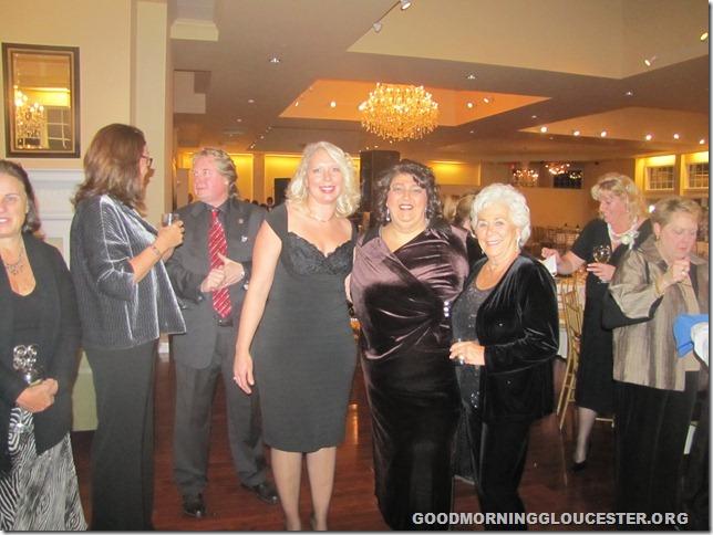 Vickie, Sefatia, Arlene