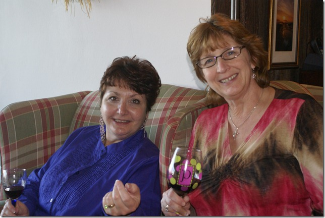 annmarie and patty