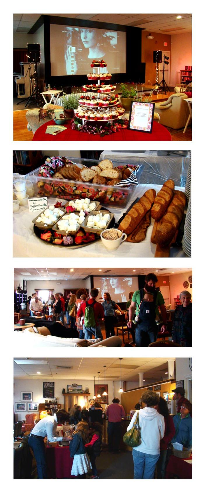 photos from cape ann farmers market fundraiser at cape ann community cinema