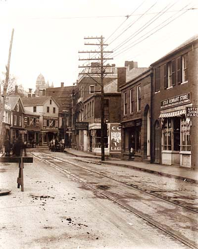 Main Street Gloucester Circa 1890 Good Morning Gloucester