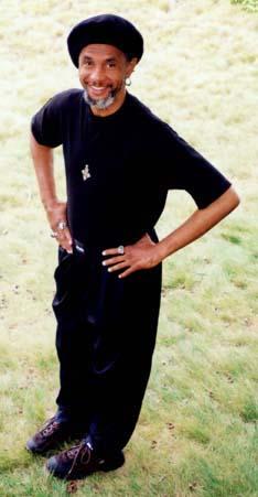 Spoken Word poet, Joda Khan