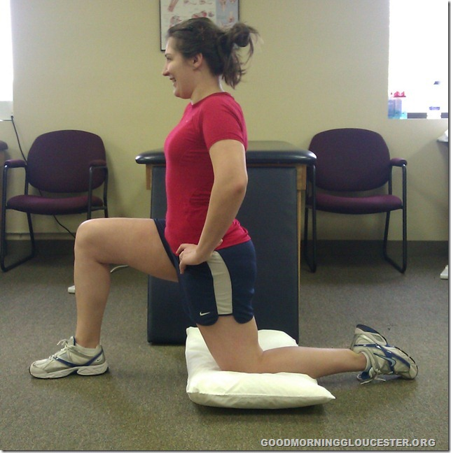 Kneeling Hip Flexor 4