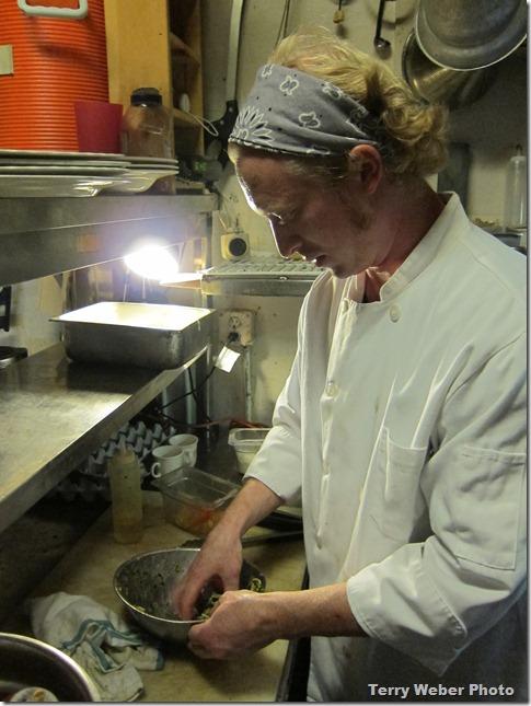 Chef Rich Mandelbaum