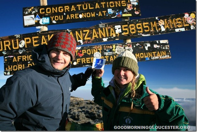 GMG_represented_on_Kilimanjaro
