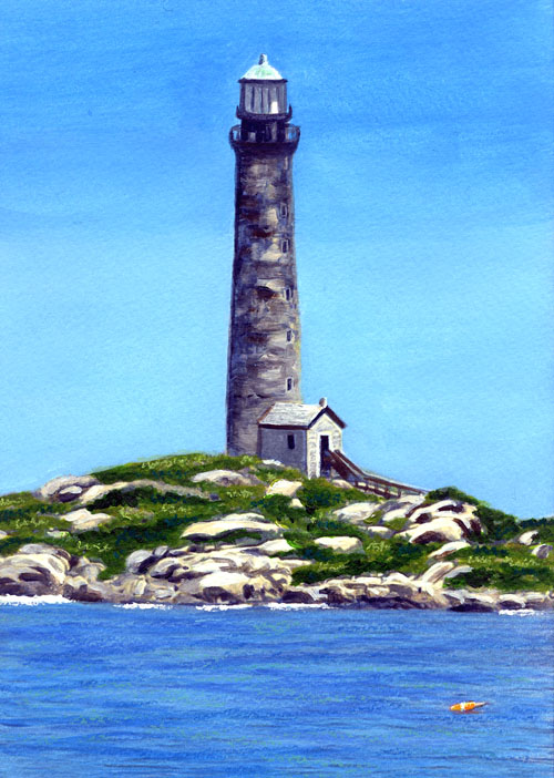 Thacher Island Light