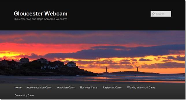 Gloucester Webcam Portal