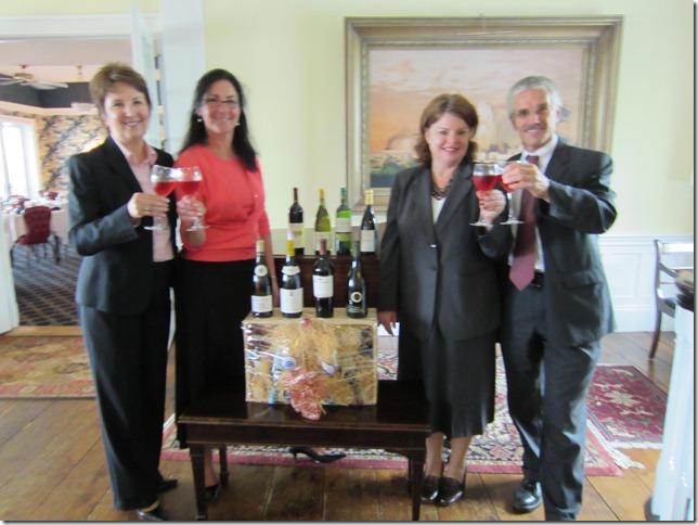 Rockport Rotary Wine Tasting 2011-1