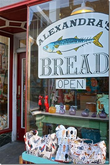 Alexandra's Bread