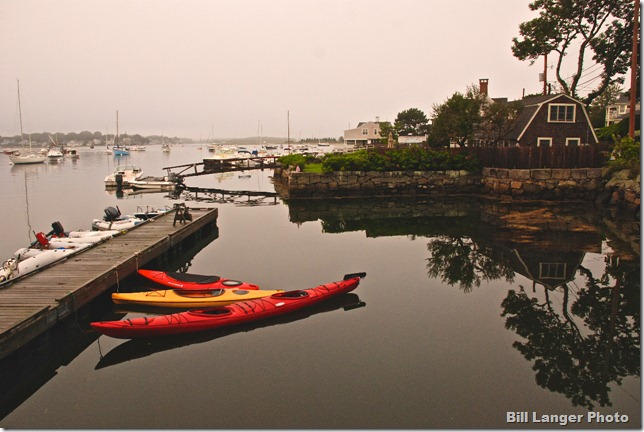 Squam kayaks