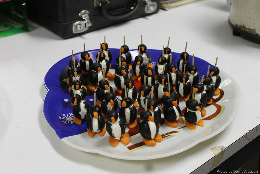 March Of The Penguins By Melissa Cox