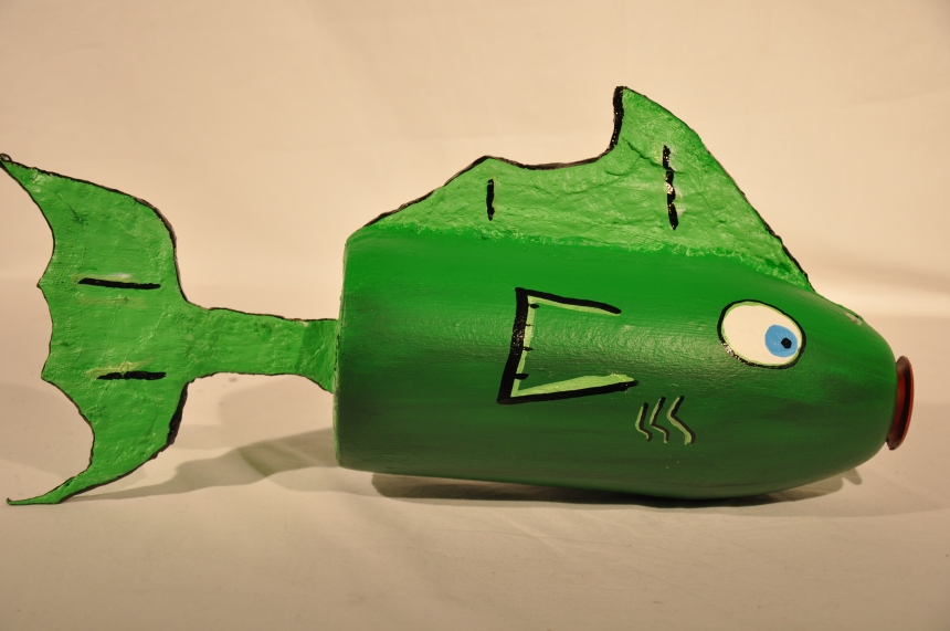 Jason Burroughs Fish Buoy
