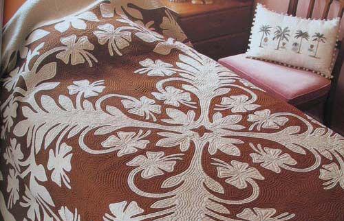 Hawaiian Quilts | GoodMorningGloucester : how to make hawaiian quilt - Adamdwight.com