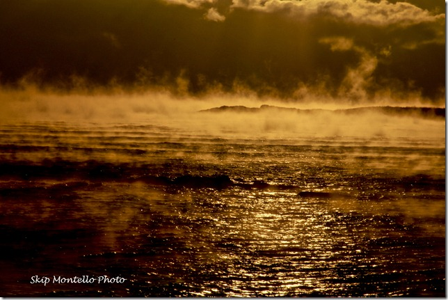 Milk Island Sea Smoke