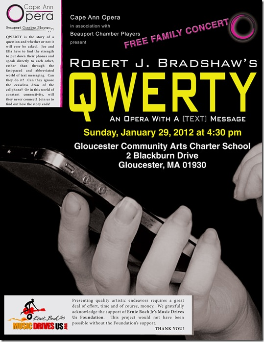 QWERTY Poster for PRINT