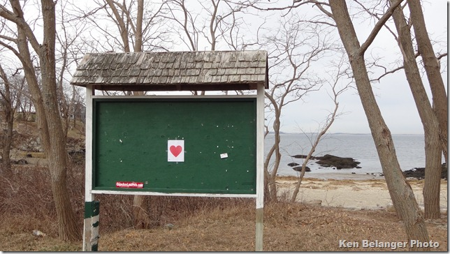 Cape Ann Beach - Notice Board