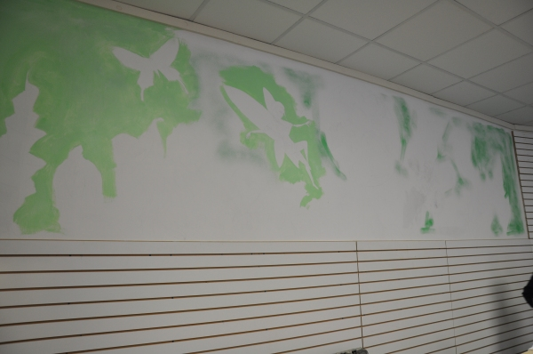Eco Boutique mural