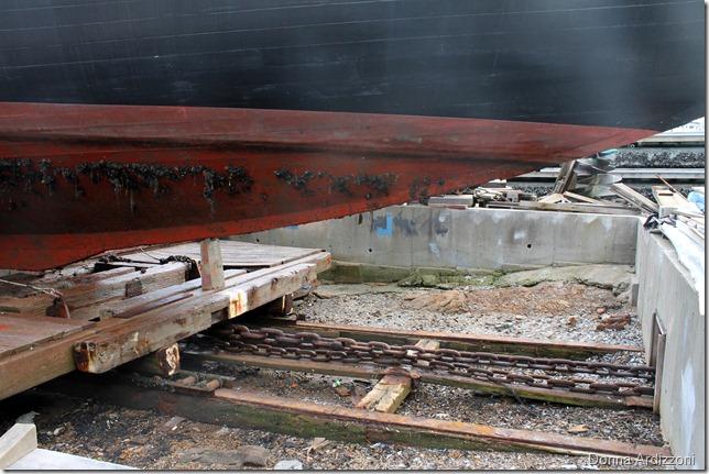 February 14, 2012 bow on the railway