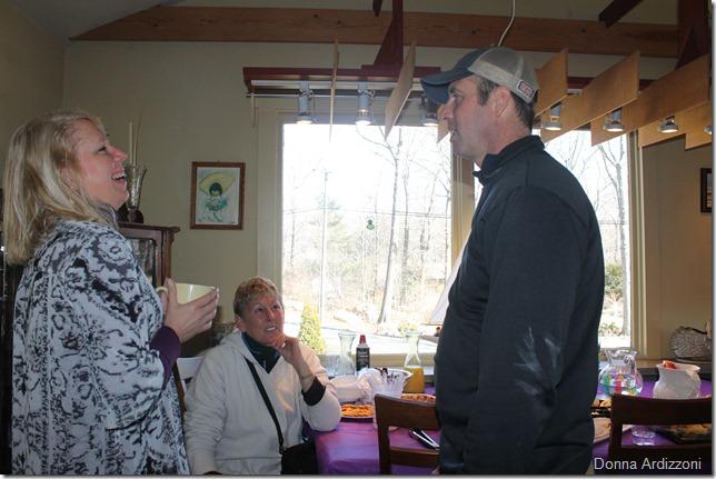 February 19, 2012 Vickie, E.J. Joey Mug Up