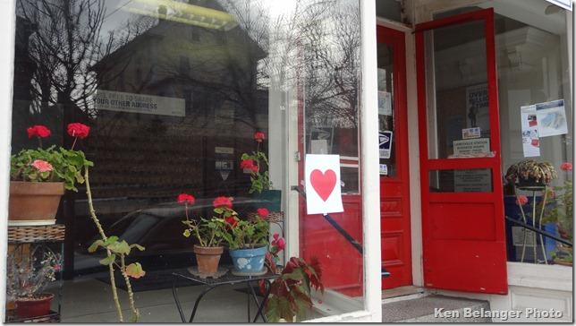 Laneville Post Office