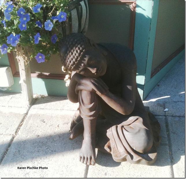 Resting Buddha from Main Street Glosta GMG