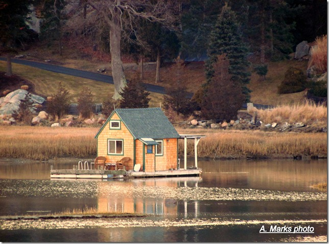 little house on the Annisquam