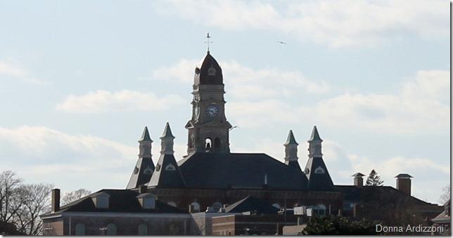 March 26, 2012 city skyline cityhall