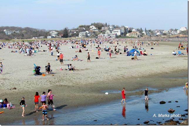 Good Harbor beach 4/16/2012 4:30 pm
