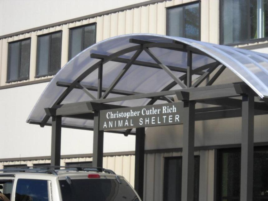Christopher Cutler Rich Animal Shelter