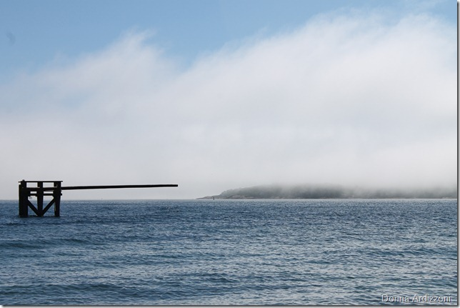 May 24, 2012 fog over Gloucester Harbor
