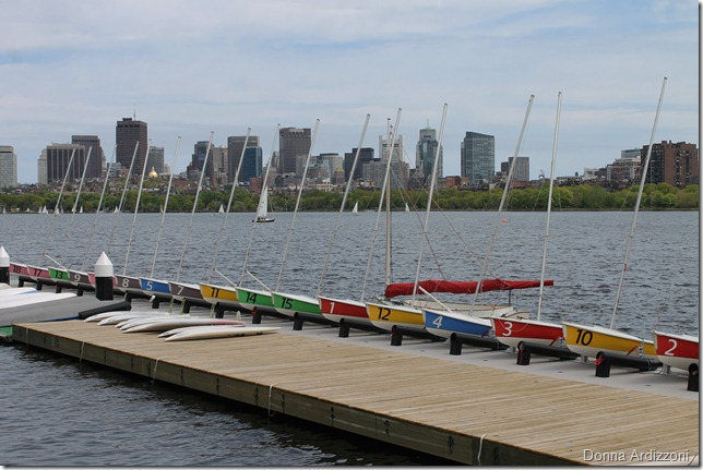 may 6, 3023 MIT Sailing Club on the Charles