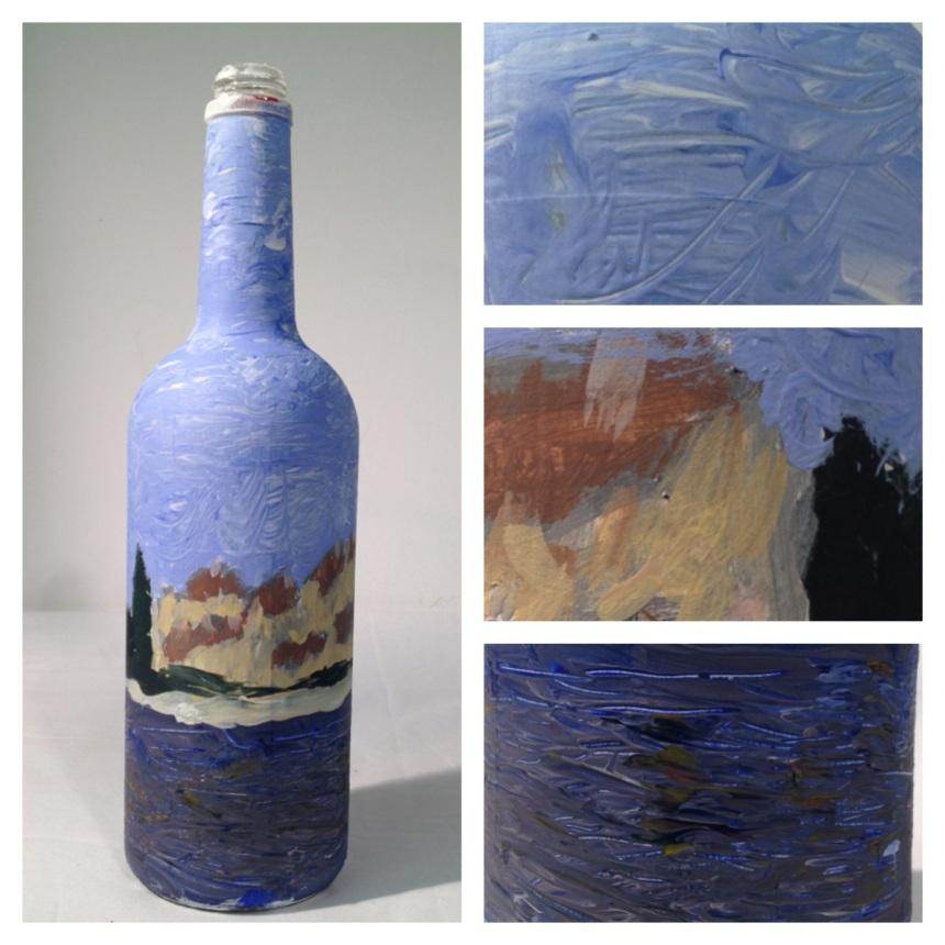 Becca's Monet bottle