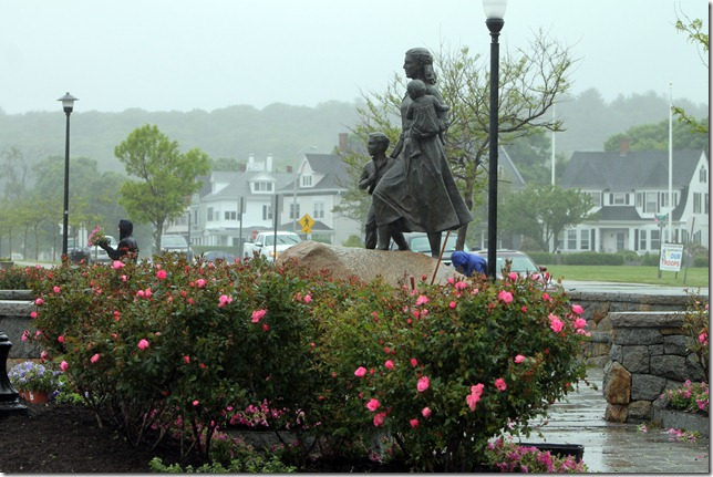 June 4, 2012 Fisherwives memorial