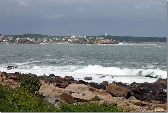 June 5, 2012 back shore towards good harbor