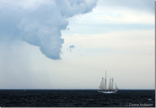 June 8, 2012 cloud following the Ardelle